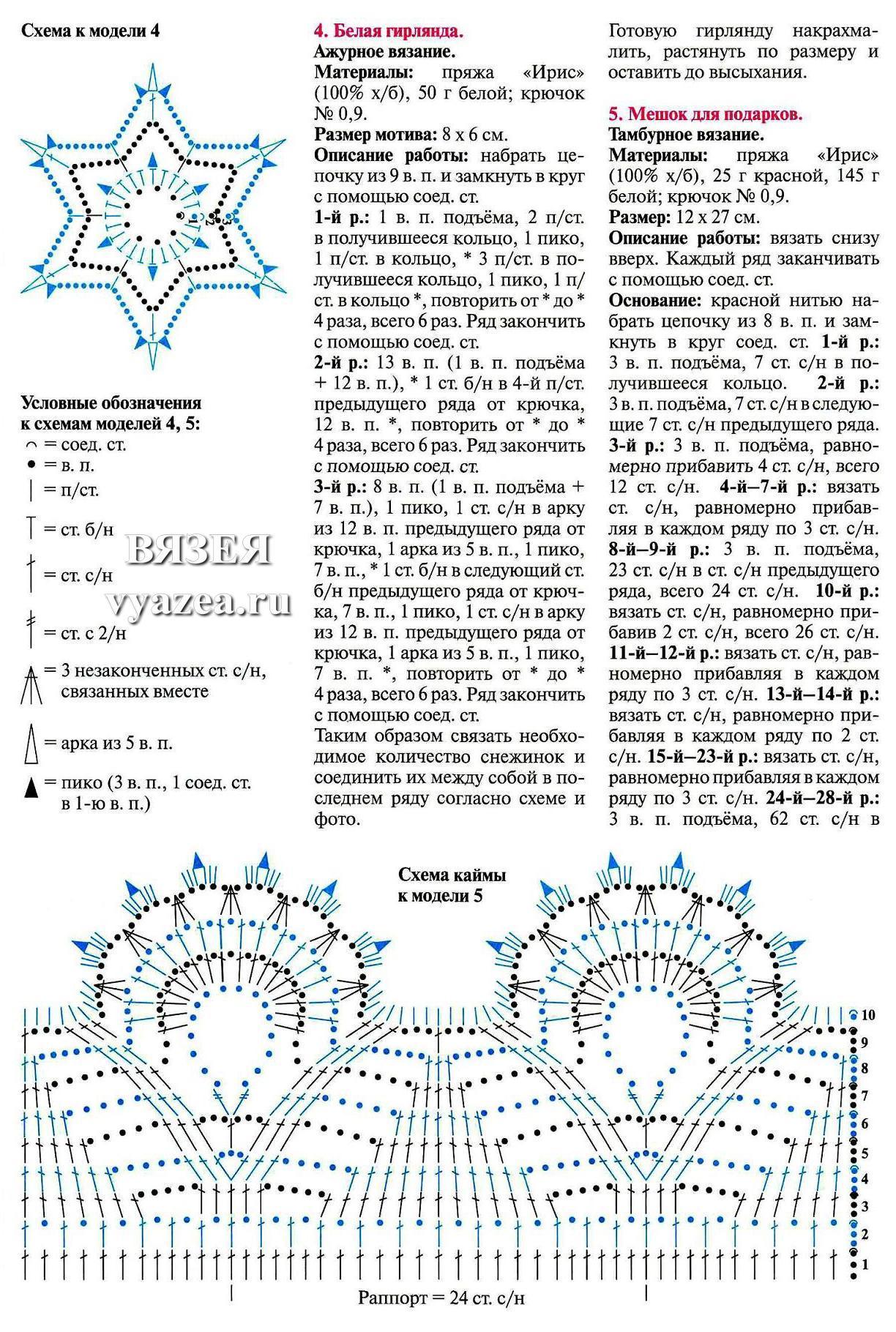 Мир вязания и рукоделия - Вязание спицами и вязание 39