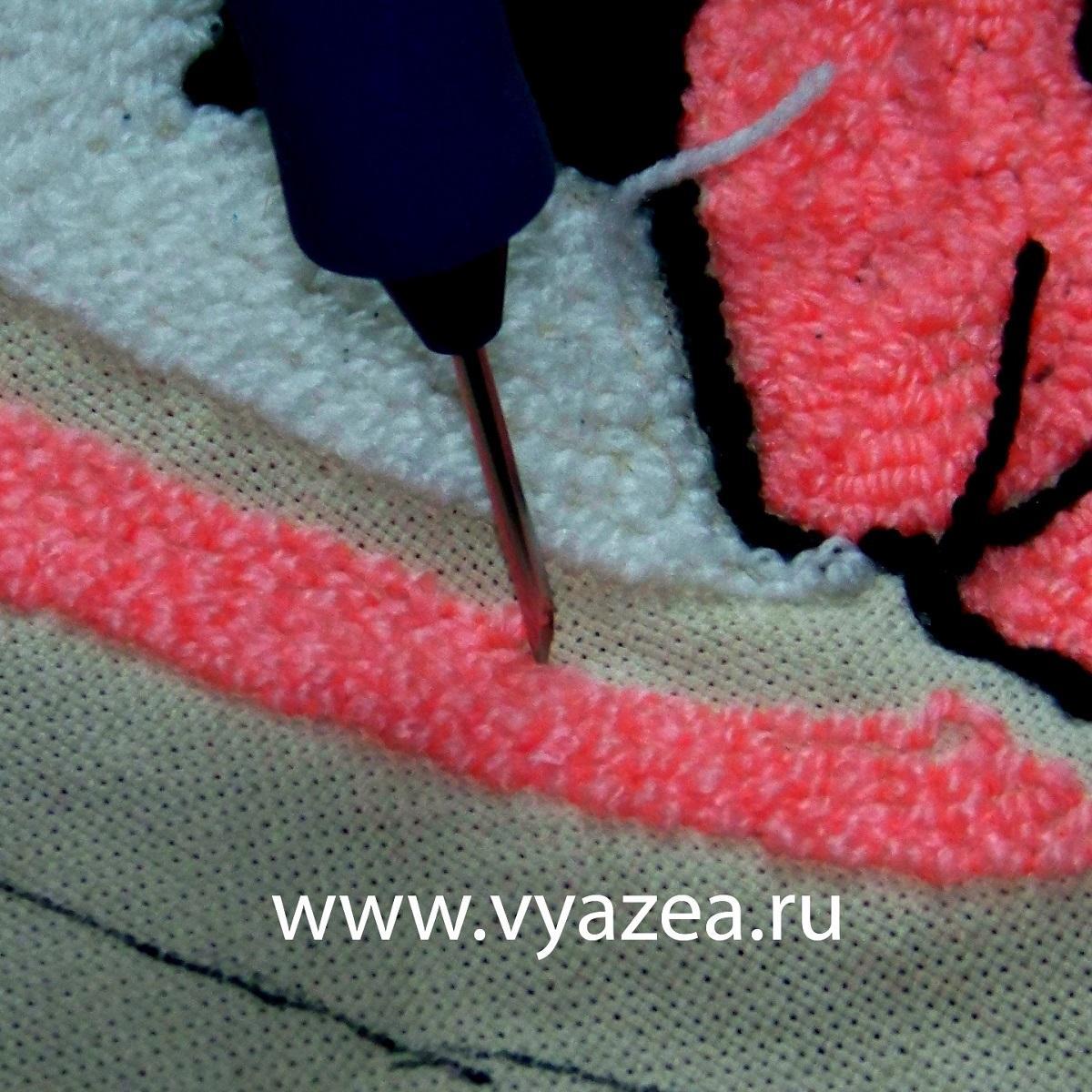 Вышивки ковровой иглой 26