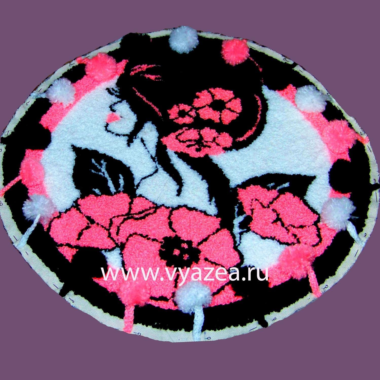 Схемы вязания наволочек для подушек спицами