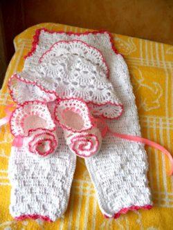Магазин вязаной детской одежды